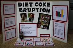 The Jenkins Family: First Science Fair - Diet Coke/Mentos