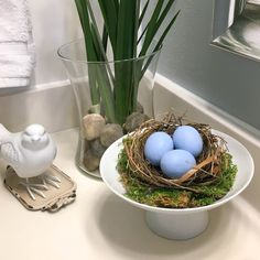 Bird Nest Decor / DI