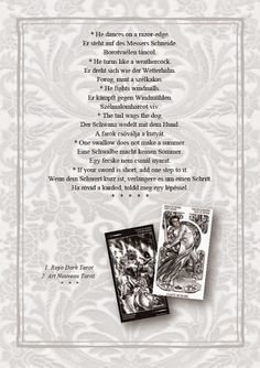 TAROT BOOK: 666 WISDOMS IN TAROT CARDS * Old adages, aphorisms in the Devil's Bible * Tarot school in three languages, esotericism and language learnings *** By the expertise of Ilona Éva Tarot master, old pieces of wisdom, adages and classic aphorisms appear on the cards. Now the veil will finally be dropped off this secret esoteric doctrine by the renowned Tarot teacher, and the symbols of occultism will become easily understandable even for novice spiritualists.