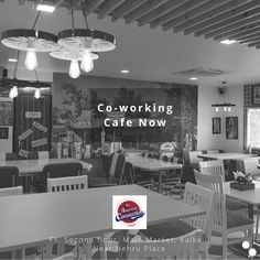 This multi-cuisine diner in Kalkaji, New Delhi is now a favorite, for everything from its vibe to vivers never fails to charm a visitor in search of a #UnconventionalWorkspace! With a pleasant milieu and an impeccable taste, The American Connection qualifies as one of the best #CoworkingCafes in town. Visit www.stylework.city to book your own unconventional working space. #CoWorking #Workspaces #StyleWork #Community #Unconventional #Delhi #LetYourselfFreeWhenYouWork