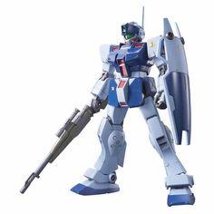 Mobile Suit Gundam 0080 HGUC : RGM-79SP GM Sniper II