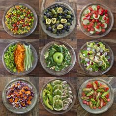 plant-based meals, via harper's bazaar