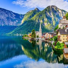 The Most Breathtakingly Beautiful Small Towns in the World - Thrillist Travel