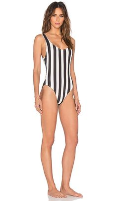 Shop for Solid & Striped The Anne Marie One Piece in Black & Cream Bold Stripe at REVOLVE. Free 2-3 day shipping and returns, 30 day price match guarantee.