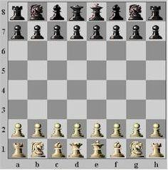 Chess Basics for Belt Loop