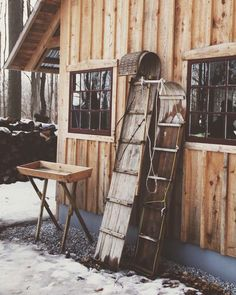 A Visit to a Sugar Shack in the Eastern Townships | Poppytalk