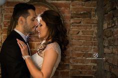 Viorica si Catalin - Nunta la restaurantul La Seratta, Otopeni Diamond Earrings, Groom, Restaurant, Bride, Fashion, Wedding Bride, Moda, Fashion Styles, Grooms