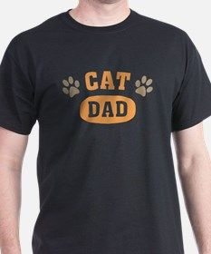 Cat Dad T-Shirt for