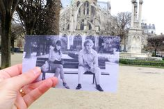 Midnight in Paris - movie location picture - Square Jean XXII