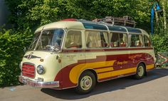 File:1956 Setra S6 Bus, Vintage Cars & Bikes Steinfort 01 ... - Picture Site