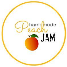 Homemade Strawberry Jam & Free Jam Labels - The Idea Room Jam Jar Labels, Jam Label, Canning Labels, Canning Recipes, Plum Jam, Peach Jam, Ketchup, Chutney, Jam Recipe Without Pectin