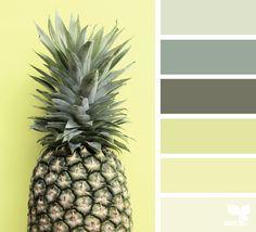 Pineapple Palette