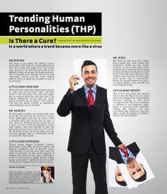 Trending Human Personalities by Sherihan A. Hassabo