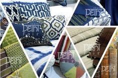 Home Textiles & Furnishings at The IHGF Delhi Fair, Autumn 2016 #hometextiles #furnishing #tradeshow