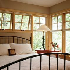 I love what windows can do to a room