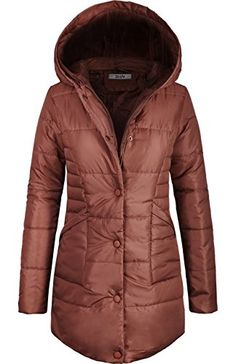 BodiLove You will look absolutely fashionable wearing this fur trim hooded parka jacket. This utility jacket features zipper pockets, quilted lining, draw string waist line and trimmed hood. Pair it with jeans and boots to stay warm and stylish in fall and...  More details at https://jackets-lovers.bestselleroutlets.com/ladies-coats-jackets-vests/down-parkas/parkas/product-review-for-2luv-womens-warm-padded-puffer-parka-with-hood/