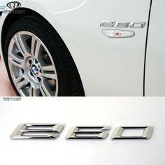 High Quality BRENTHON Car Emblem  Code Name Emblem for E60 BMW 5 Series & M5 #BRENTHON