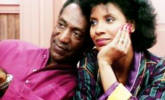 Cliff and Claire <3 [The Cosby Show] - power couple times 942602946!