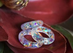 Resin Ring, Resin Jewelry, Gemstone Jewelry, Jewelry Rings, Jewellery, Custom Jewelry, Handmade Jewelry, Peacock Ring, Engagement Rings Couple