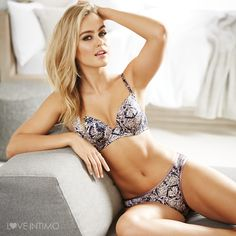 Gorgeous neutral prints marry with your favourite Everyday Styles in our June '16 Collection. View it online now: https://www.intimo.com.au/shop/category/new-releases