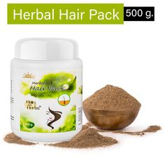 Chemical free hair color that gives hair safe color from root to tip. Henna For Hair Growth, Henna Hair, Hair Dye Colors, Hair Color, Magnesium Carbonate, Hair Pack, Black Henna, Natural Henna, Color Powder