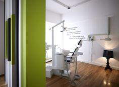 clean & modern space