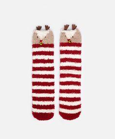 Reindeer socks - OYSHO