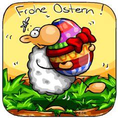 Bärbel Kiy's Blog: Frohe Ostern!
