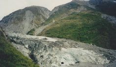 The Fox Glacier is a 13 kilometre long glacier located in Westland Tai Poutini National Park on the West Coast of New Zealand's South Island. It was named in 1872 after a visit by the then Prime Minister of New Zealand, Sir William Fox.