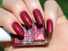Blue-Eyed Girl Lacquer: I Fought For My Soul