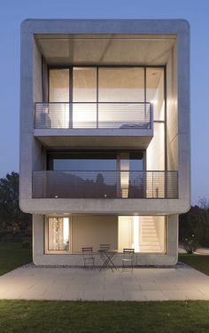 Interesante casa