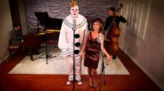Very retro-funky version of Mad World via laughing squid... Puddles Pity Party Haley Reinhart & Post Modern Jukebox Perform a Vaudeville Cover of Mad...
