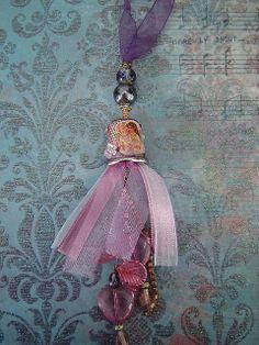 My darling altered thimble | Flickr - Photo Sharing!