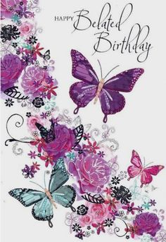 Birthday Quotes : Just wanted to wish you an amazing daughter a very happy birth. - Birthday Quotes : Just wanted to wish you an amazing daughter a very happy birthday love ya - Belated Birthday Greetings, Birthday Wishes For Daughter, Happy Belated Birthday, Happy Birthday Messages, Birthday Quotes, Birthday Ideas, Card Birthday, Birthday Gifts, Birthday Blessings