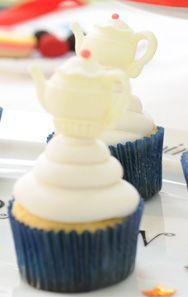 Tea Cupcakes