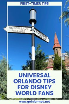 Find out what makes Universal different than Disney, including early admission tips and an Express Pass tutorial. Learn more at GoInformed.net Walt Disney World Vacations, Best Vacations, Orlando Theme Parks, Disney World Tips And Tricks, Universal Orlando, Cn Tower, Touring, Travel Tips, Travel Advice