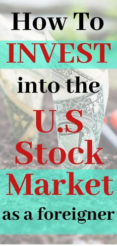 How do you invest into U.S stock market without U.S bank account? It's actually very straight-forward. Value Investing, Investing In Stocks, Us Bank Account, Stock Market For Beginners, Interactive Brokers, Us Stock Market, Common Phrases, Finance Blog, Money Management