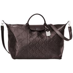 Travel bag - LM CUIR - Luggage - Longchamp - Earth - Longchamp United-Kingdom