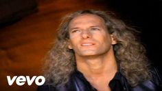 I love his singing! I loved his long hair! > Michael Bolton - Said I Loved You...But I Lied