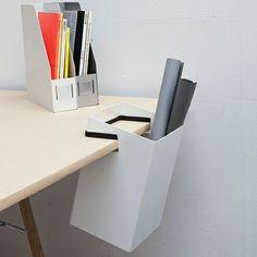 Lugano Wastepaper Bin by MADE DESIGN | MONOQI #bestofdesign
