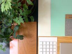 """148 curtidas, 1 comentários - INÁ Arquitetura - São Paulo-SP (@ina_arquitetura) no Instagram: """"Painel de cores e texturas - Vem novidade por ai #inaarquitetura #colors #textures…"""""""
