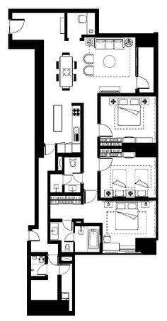 Service Apartment In Jakarta Ascot Jakarta Bedroom