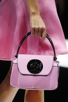 See Vogue's pick of the season's best bags straight from the catwalk