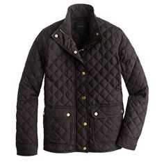 Quilted puffer jacket : outerwear | J.Crew