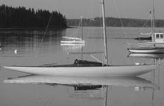 Classic Sailing, Classic Yachts, Cool Boats, Small Boats, Yacht Design, Boat Design, Utility Boat, Wooden Sailboat, Classic Wooden Boats