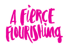 Fierce Flourishing Logo