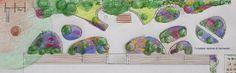 De omscholing is een woonproject in Rotterdam waar negen gezinnen wonen in een oude school. De gezamenlijke tuin is ontworpen door Joost Brands en Marilene Vermeulen en vervolgens door de bewoners aangelegd. Marilene Vermeulen heeft het beplantingsplan bedacht en houdt de tuin bij, in samenwerking met de andere bewoners.