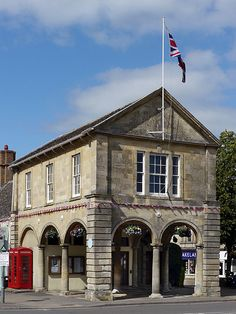 Market Hall, Witney, Oxfordshire