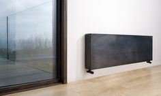 Radiateur à eau chaude / mural / en laiton / horizontal - GONG - Eskimo