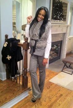 Fashion Spotlight  Marlo Hampton Fur Fashion, Autumn Fashion, Hamptons  Fashion, The Hamptons 3d45ea5616